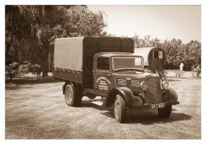 Vintage Salvatori Truck