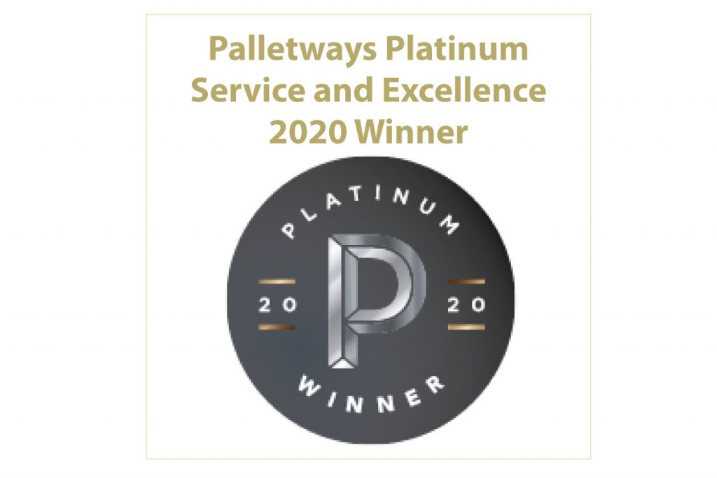 Palletways 2020 best depot award