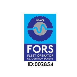 FORS logo. FORS Silver accreditation.